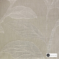 Maurice Kain Repose 137cm - Chai  | Curtain Fabric - Beige, Gold, Yellow, Contemporary, Floral, Garden, Botantical, Uncoated, Pattern, Fibre Blend
