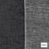 Sekers Salvador 300cm - Volcanic  | Curtain Sheer Fabric - Black, Charcoal, Contemporary, Stripe, Wide-Width, Natural, Natural Fibre