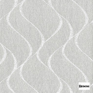 Resene Swerve 137cm - Naturalle  | Curtain Fabric - Contemporary, Geometric, Whites, Standard Width