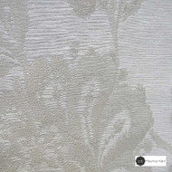 Maurice Kain Tempest 137cm - Bliss  | Curtain Fabric - Grey, Floral, Garden, Botantical, Uncoated, Standard Width