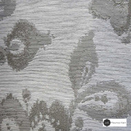 Maurice Kain Tempest 137cm - Marble    Curtain Fabric - Grey, Floral, Garden, Botantical, Uncoated, Standard Width
