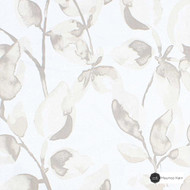 Maurice Kain Vail 127cm - Natural    Curtain Fabric - Fire Retardant, Floral, Garden, Botantical, Uncoated, Asian, Whites, Pattern, Standard Width