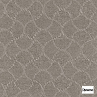 Resene Wave 140cm - Naturalle  | Curtain Fabric - Beige, Mediterranean, Uncoated, Lattice, Trellis, Ogee, Pattern, Standard Width