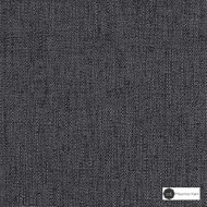 Maurice Kain Weylands 280cm - Carbon  | Curtain Fabric - Black, Charcoal, Wide-Width, Blockout, Blackout, Plain