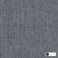 Maurice Kain Weylands 280cm - Steel  | Curtain Fabric - Grey, Wide-Width, Blockout, Blackout, Plain