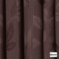 Resene Wildlife 140cm - Mocha  | Curtain Fabric - Brown, Contemporary, Floral, Garden, Botantical, Uncoated, Pattern, Fibre Blend, Standard Width