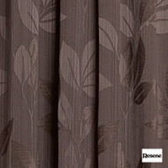 Resene Wildlife 140cm - Stone  | Curtain Fabric - Brown, Contemporary, Floral, Garden, Botantical, Uncoated, Pattern, Fibre Blend, Standard Width