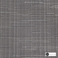 Maurice Kain Willow 145cm - Mercury  | Curtain Fabric - Black, Charcoal, Uncoated, Plain, Fibre Blend, Standard Width