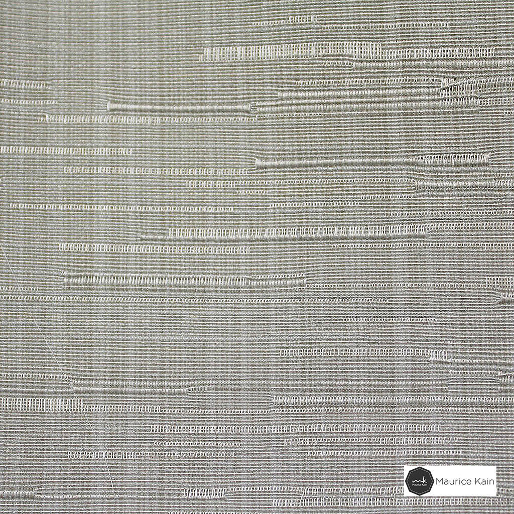 Maurice Kain Willow 145cm - Moss  | Curtain Fabric - Green, Uncoated, Plain, Fibre Blend, Standard Width