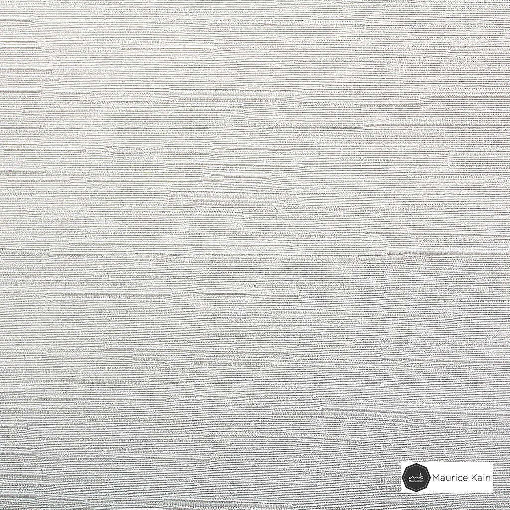 Maurice Kain Willow 145cm - Pearl  | Curtain Fabric - Uncoated, Whites, Plain, Fibre Blend, Standard Width