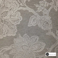 Maurice Kain Windermere 137cm - Marble  | Curtain Fabric - Brown, Floral, Garden, Botantical, Traditional, Blockout, Blackout, Jacobean