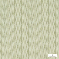 Zoffany Miramar 330926  | Cushion Fabric - Green, Eclectic, Chevron, Zig Zag, Fibre Blend, Standard Width