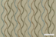 Hodsoll McKenzie Lineage Manning - 21117.384  | Curtain Fabric - Brown, Midcentury, Natural Fibre, Natural, Standard Width