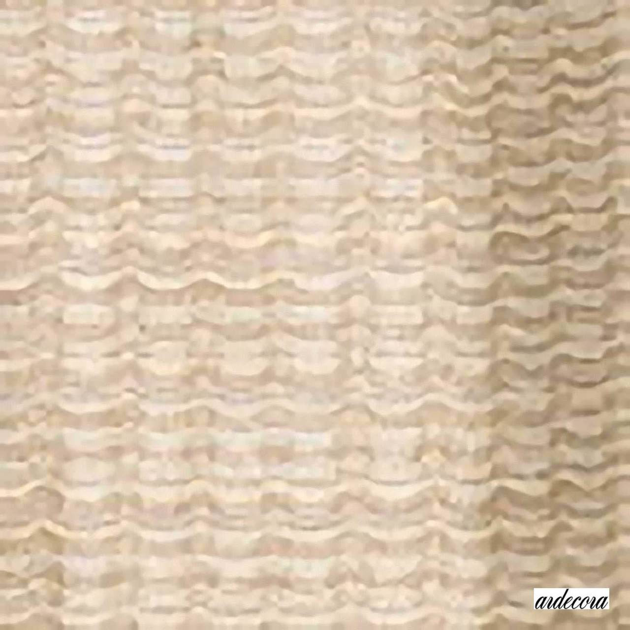 Ardecora Les Annees Folles District - 15322.495  | Curtain Fabric - Gold,  Yellow, Contemporary, Fibre Blends, Transitional, Wide Width