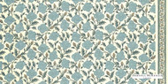 Hodsoll McKenzie Evolution Winton Floral - 21137/154  | Curtain Fabric - Blue, Floral, Garden, Botantical, Traditional, Jacobean, Natural