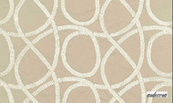 Ardecora Les Annees Folles Broadway - 15334.885  | Curtain Fabric - Beige, Contemporary, Transitional, Whites, Abstract, Natural, Natural Fibre