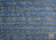 Textilia Tribeca - Blueberry  | Upholstery Fabric - Blue, Eclectic, Fibre Blend, Standard Width