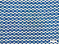 Etamine Optimiste Optimiste - 19469/192  | Upholstery Fabric - Blue, Diaper, Fibre Blends, Diamond - Harlequin, Domestic Use, Standard Width