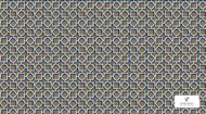 Carlucci Atmosphere Scope - CA1312/020  | Curtain & Upholstery fabric - Grey, Contemporary, Asian, Geometric, Chinoiserie, Chinoise, Diaper
