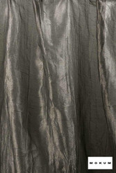 Mokum Elemental * - Zinc  | Curtain & Curtain lining fabric - Tan, Taupe, Wide-Width, Dry Clean, Plain, Fibre Blend