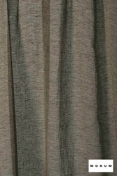 Mokum Lino * - Peppercorn    Curtain & Curtain lining fabric - Washable, Brown, Wide-Width, Dry Clean, Natural, Plain, Texture, Natural Fibre