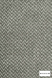 Mokum Lusso - Silver  | Upholstery Fabric - Grey, Plain, Fibre Blends, Domestic Use, Dry Clean, Standard Width