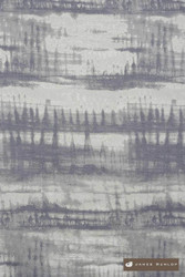 James Dunlop Hudson - Ink    Curtain & Upholstery fabric - Blue, Grey, Contemporary, Natural Fibre, Ombre, Organic, Washable, Domestic Use, Dry Clean, Natural, Top of Bed