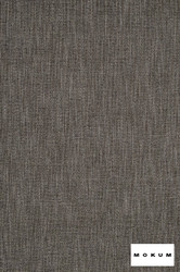 Mokum Sahel - Pepper  | Upholstery Fabric - Stain Repellent, Brown, Fire Retardant, Plain, Industrial, Natural Fibre, Transitional, Domestic Use, Dry Clean, Natural, Strie