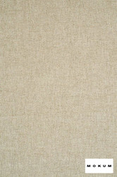 Mokum Sahel - Seasalt  | Upholstery Fabric - Stain Repellent, Fire Retardant, Plain, Natural Fibre, Tan, Taupe, Domestic Use, Dry Clean, Natural, Standard Width, Strie