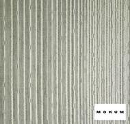 Mokum Oasis - Basalt  | Curtain Sheer Fabric - Fire Retardant, Grey, Eclectic, Foulard, Geometric, Industrial, Linen and Linen Look, Outdoor Use, Small Scale, Synthetic