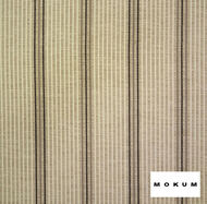 Mokum Raffia Stripe - Sand  | Upholstery Fabric - Brown, Fire Retardant, Outdoor Use, Stripe, Synthetic, Traditional, Washable, Commercial Use, Natural, Standard Width