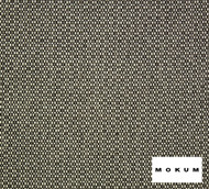 Mokum Reef - Ebony  | Upholstery Fabric - Fire Retardant, Black - Charcoal, Outdoor Use, Synthetic, Washable, Commercial Use, Standard Width