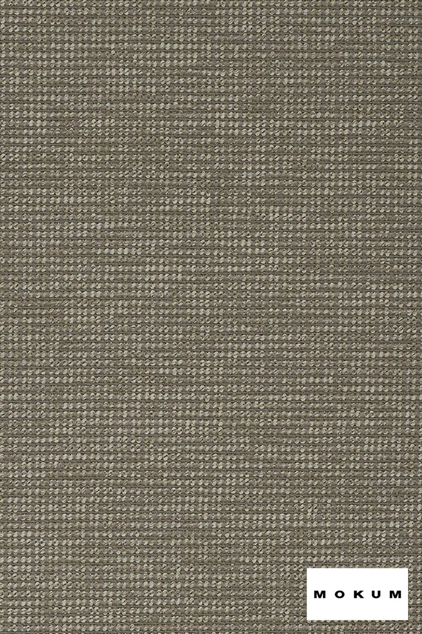 Mokum Barbados - Jute  | Upholstery Fabric - Stain Repellent, Fire Retardant, Black - Charcoal, Outdoor Use, Synthetic, Washable, Bacteria Resistant, Commercial Use, Dry Clean