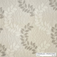 Charles Parsons Christelle - Mocha  | Curtain Fabric - Beige, Craftsman, Floral, Garden, Synthetic, Traditional, Uncoated, Washable, Commercial Use, Standard Width