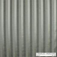 Charles Parsons Laurent - Pewter  | Curtain & Upholstery fabric - Grey, Fibre Blends, Stripe, Traditional, Uncoated, Washable, Commercial Use, Standard Width