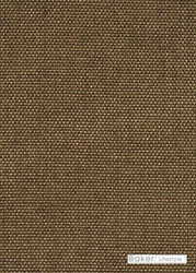 Baker Lifestyle - Caradon - Coffee  | Curtain & Upholstery fabric - Brown, Plain, Fibre Blends, Standard Width