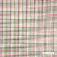 Baker Lifestyle - M7683 - 750  | Curtain & Upholstery fabric - Green, Pink, Purple, Traditional, Check, Natural, Plaid, Natural Fibre, Standard Width