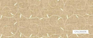 GPJ Baker - Molton - Biscuit  | Curtain & Curtain lining fabric - Beige, Transitional, Craftsman, Scroll, Standard Width