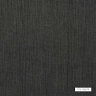 GPJ Baker - Anola - Charcoal  | Curtain & Upholstery fabric - Black, Charcoal, Plain, Fibre Blend, Standard Width