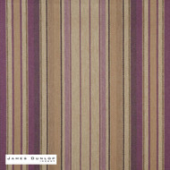 James Dunlop Indent - Leith - Thistle  | Curtain & Upholstery fabric - Fire Retardant, Fibre Blends, Pink, Purple, Stripe, Traditional, Washable, Commercial Use, Dry Clean