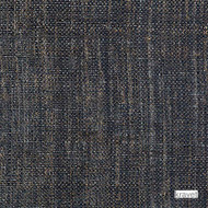 Kravet - Gilded Raffia - Raffia  | Wallpaper, Wallcovering - Plain, Black - Charcoal, Fibre Blends