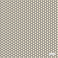 Kravet - Encircle - Ink    Upholstery Fabric - Beige, Blue, Geometric, Midcentury, Outdoor Use, Small Scale, Synthetic, Standard Width, Circles