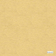 Kravet - Flattering - Pebble  | Upholstery Fabric - Gold,  Yellow, Plain, Fibre Blends, Standard Width