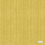 Kravet - Pout - Quince  | Upholstery Fabric - Gold,  Yellow, Plain, Fibre Blends, Stripe, Standard Width