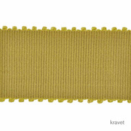 Kravet - Abbey Road - Lime  | Gimps & Braids, Curtain & Upholstery Trim - Blue, Synthetic