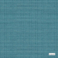 Kravet - Libbey - Capri  | Upholstery Fabric - Stain Repellent, Blue, Plain, Pattern, Slub, Synthetic, Turquoise, Teal, Bacteria Resistant, Odour Resistant, Standard Width