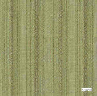 Kravet - Gilda - Sage  | Curtain & Curtain lining fabric - Stripe, Synthetic, Traditional, Wide Width, Strie