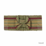 Kravet - T30433_73  | Gimps & Braids, Curtain & Upholstery Trim - Pink, Purple, Synthetic