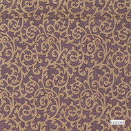 Kravet - 25779_1610  | Upholstery Fabric - Brown, Craftsman, Synthetic, Chenille, Lattice, Trellis, Standard Width, Rococo