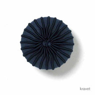 Kravet - T30250_5  | Rosette, Curtain & Upholstery, Trim - Blue, Synthetic